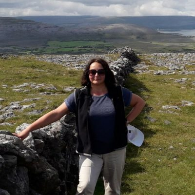 Katalin McGreal Hillwalk Tours