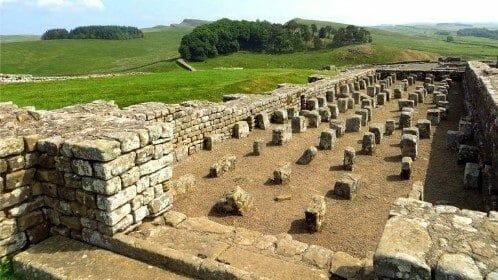Sentier du Mur d'Hadrien