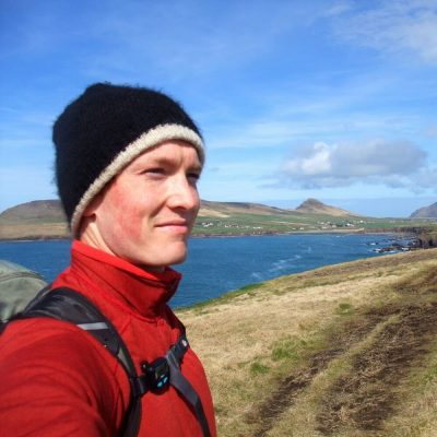 James Byrne Hillwalk Tours