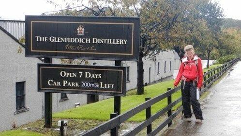 Route du Whisky du Speyside