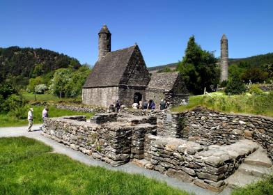 St Kevin's Way & Glendalough